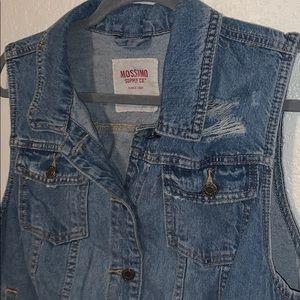 MOSSIMO Supply Denim Vest  // Size XL - Like New!